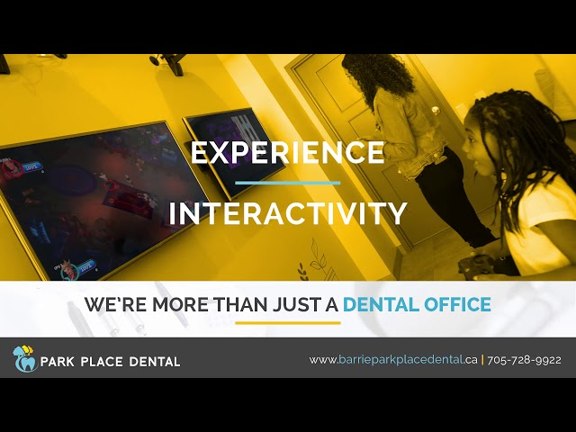 Creative Display - Park Place Dental