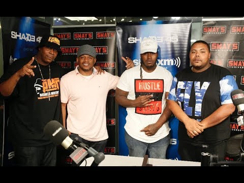 PT 2 Parrish Smith of EPMD on Beef with Rakim & LL Cool J + John Jiggs & RJ The Realest Freestyle