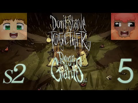 Don't Starve Together : RoG - Berry Drama! (S2E5)