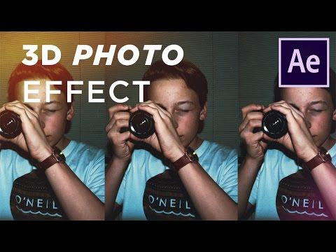 Nishika N8000 Effect in After Effects (Lil Yachty Broccoli Effect)