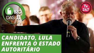 Baixar Giro das 11h: candidato, Lula enfrenta o estado autoritário