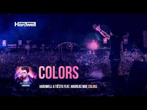 Hardwell & Tiesto feat. Andreas Moe - Colors (Lyric Video)
