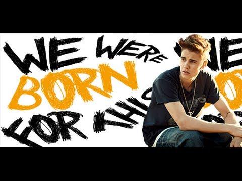 Justin Bieber - We Were Born For This [ KARAOKE + LYRICS ] (new song)