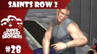 SGB Play: Saints Row 2 - Part 28 | Raw Got Nothing On This!