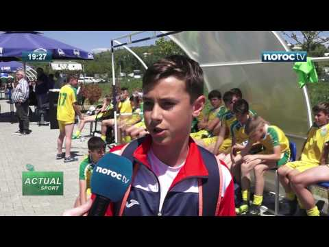 ACTUAL SPORT MOLDOVA cu Mihai Burciu // 19 mai 2017