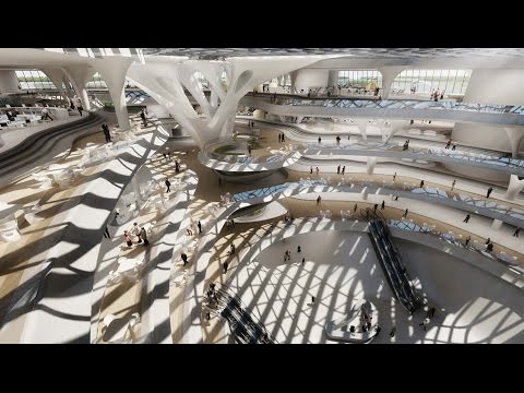 "Zaha Hadid Architects is ""yet to evolve"", says Patrik Schumacher"