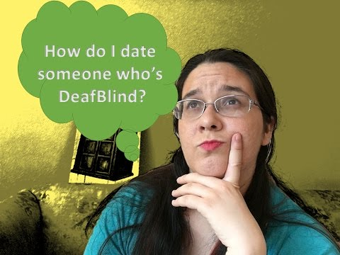 deaf person dating