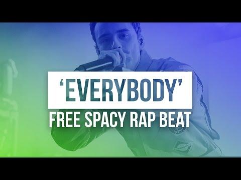 'EVERYBODY' Logic Type Instrumental   Dreamy Wavy Spacey Rap Beat [FREE] Chuki Beats