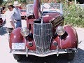 1936 Ford Cabriolet Maroon MD 050716