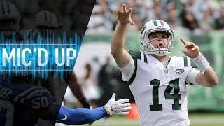 "Sam Darnold Mic'd Up vs. Colts ""Let's Put a Dagger in Their Heart"" 
