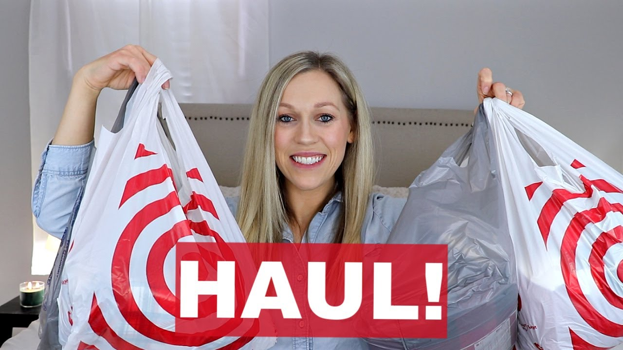 [VIDEO] - *NEW!* WALMART AND TARGET HAUL! Winter Fashion and Home Decor! 7
