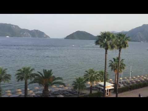 Ideal Prime Beach Hotel./Турция 2016