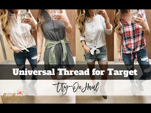 Universal Thread for Target Try On Haul