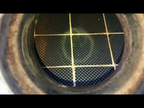 Очистка сажевого фильтра(DPF) MB Vito 639