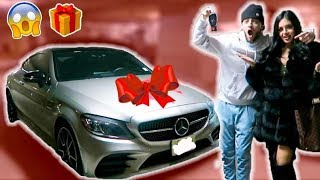SURPRISING MY GIRLFRIEND WITH HER DREAM CAR!! *EMOTIONAL*