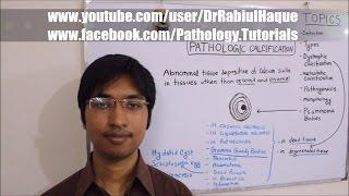 Pathologic Calcification : Definition, Types, Pathogenesis & Morphology (HD)