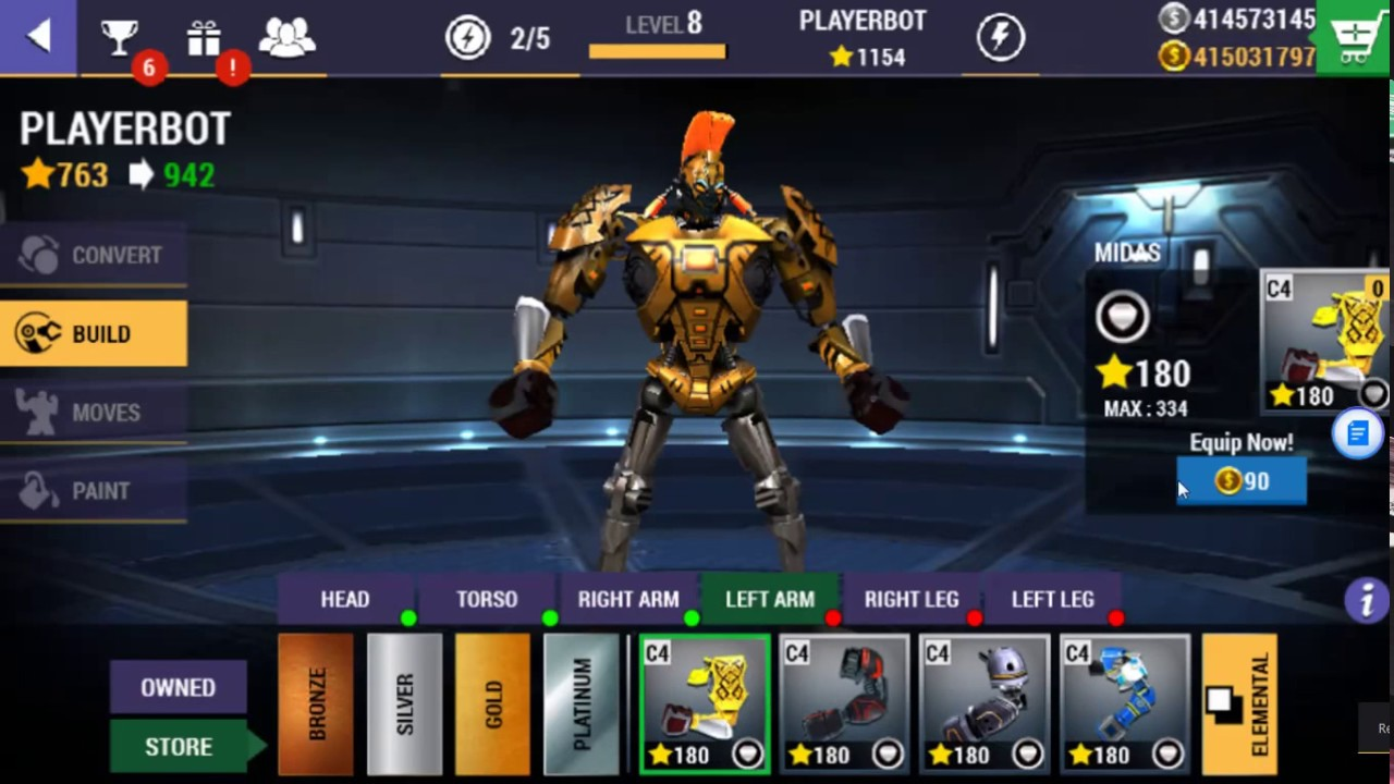 Download Real Steel Mod Apk-Get Unlimited[Money/Robort Powers/Mods]