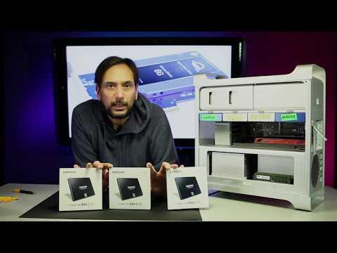 Samsung V-Nand SSD 850 EVO Unbox/Review