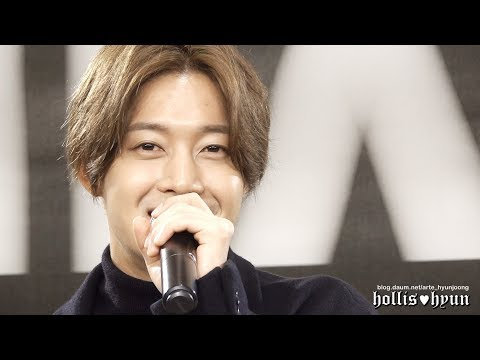 171210 Kim Hyun Joong 김현중 - Say Goodbye @ 1st