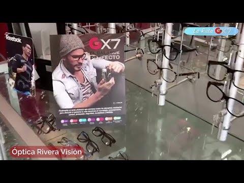 #LaRutaGX7 en Óptica Rivera Visión - Danlí, Honduras