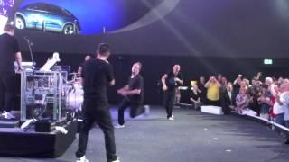 Die Fantastischen Vier SMUDO in Zukunft - AUDI IAA Party 23.09.11