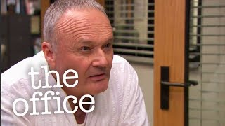 Creed Sets Jim Up With Daughter  - The Office US