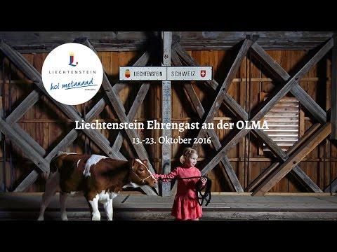 360° Video Liechtenstein Messestand - OLMA 2016