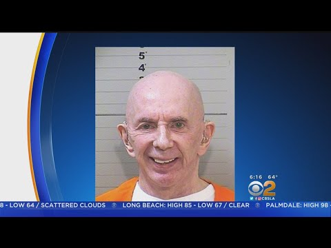 Booking Photo Of Bald Phil Spector Released