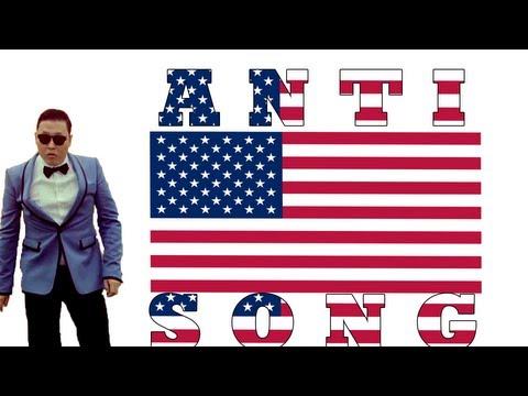 PSY - Anti USA Song