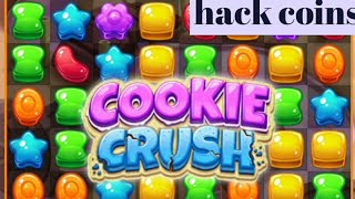 cookie crush match 3 coins/android 2017 new games/mr.net.
