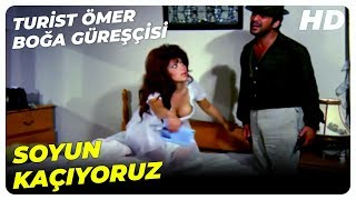 Turist Ömer Boğa Güreşçisi - Ömer, Yanlış Kızı Kaçırdı  Sadri Alışık Türk Komedi Filmi