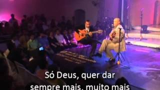 O Sonho de DEUS é Maior - Robson Fonseca
