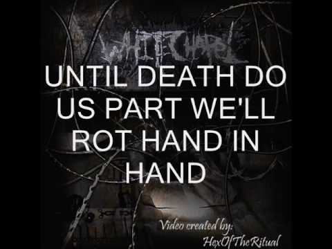 Whitechapel - The Somatic Defilement with lyrics