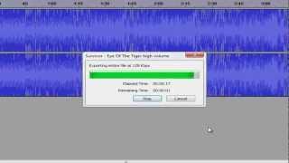 Видеоурок по увеличению звука в программе Audacity.mp4