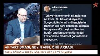 HAFTANIN TWEETLERİ... 23.02.2019 / TT GÜNDEM