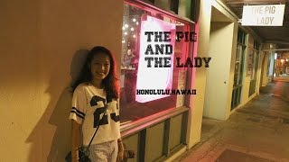 Honolulu | The Pig and The Lady | The best fusion restaurant in Hawaii!