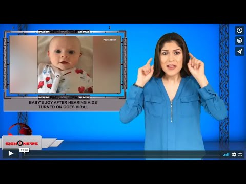 Sign1News 12.8.19 - News for the Deaf community powered by CNN in American Sign Language (ASL).