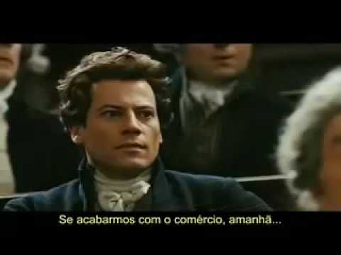 Trailer do Filme Amazing Grace (legendado) Vídeos De Viagens