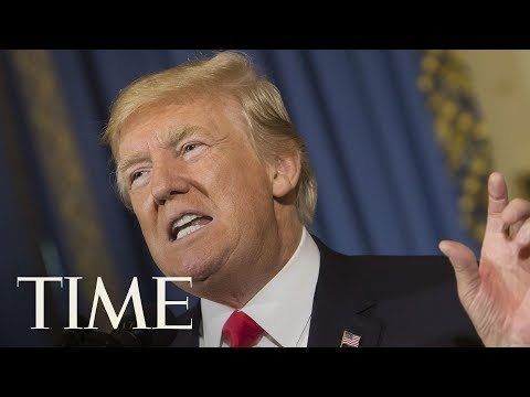 President Trump Holds First News Conference Since Returning From Asia Tour | TIME