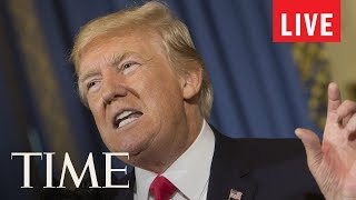 2017-11-15-19-37.President-Trump-Holds-First-News-Conference-Since-Returning-From-Asia-Tour-LIVE-TIME