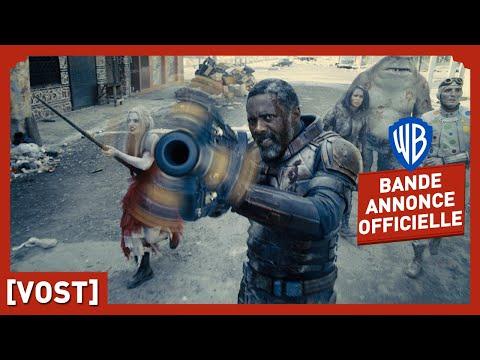 The Suicide Squad - Bande-Annonce Officielle 3 (VOST)