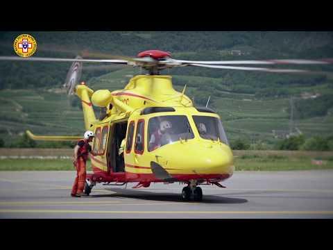 Soccorso Alpino Trentino - Nucleo Elicotteri Trento e TE