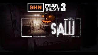 SAW | Full Playthrough | Longplay Gameplay  No Commentary