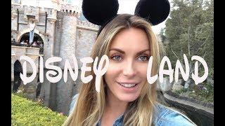 My first vlog!! Disneyland & 21 Royal in Anaheim, California