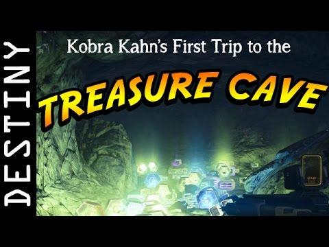 Destiny - The Treasure Cave