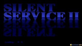 Silent Service 2 gameplay (PC Game, 1990)