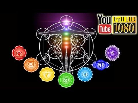 30 min 🌙 Meditation Music for Positive Chi Qi Energy 🌙 Balance 7 Chakras 🌙 Mindfulness