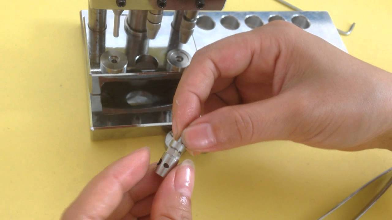 handpiece repair tool install bearings and cartridge youtube rh youtube com Dental Handpiece Parts dental handpiece repair manual pdf