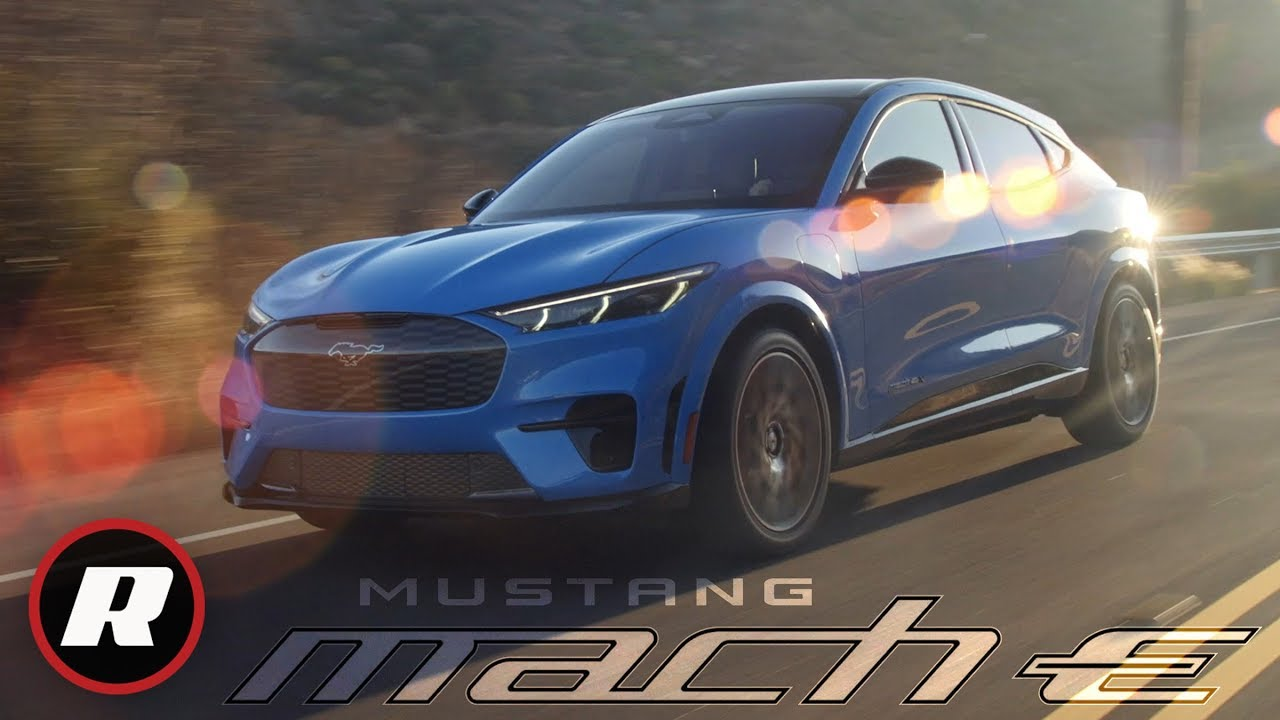 2021 ford mustang mach e ford's electric mustang mache
