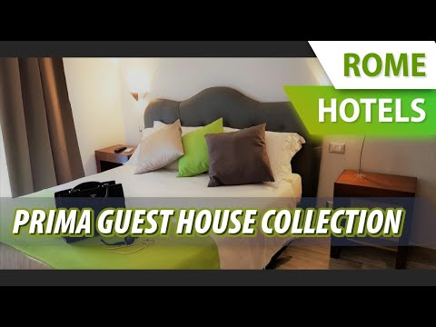Prima Guest House Collection | Hotel Review In Rome, Italy